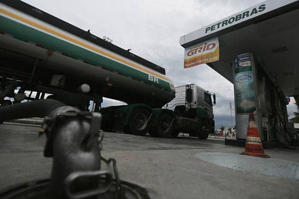 Redução preço gasolina